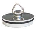 Chrome Plated Brass Plugs - Bath and Basin