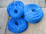 Polypropylene Rope Twisted - 3 strand